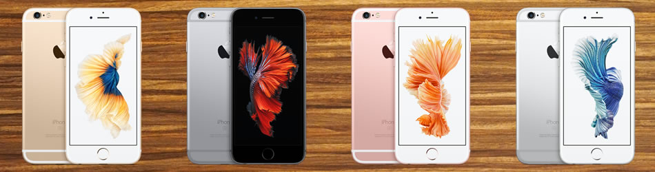 ページiPhone6s